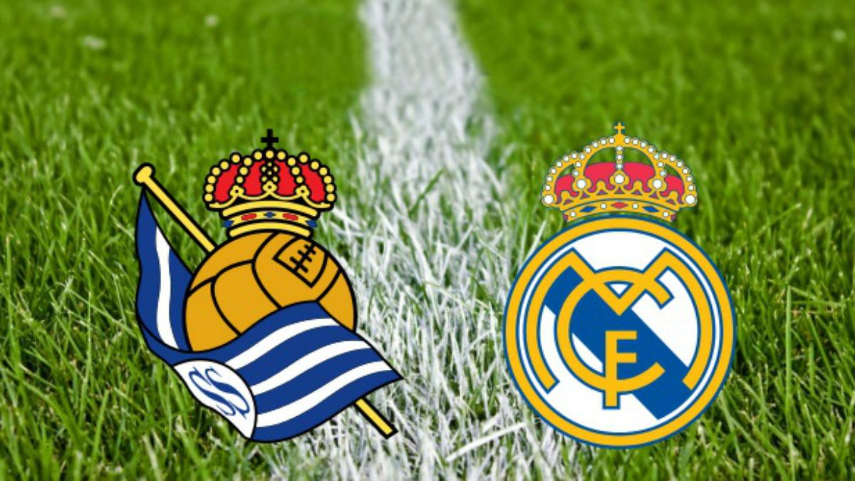 Real Sociedad Vs Real Madrid: horario y cómo ver por televisión.