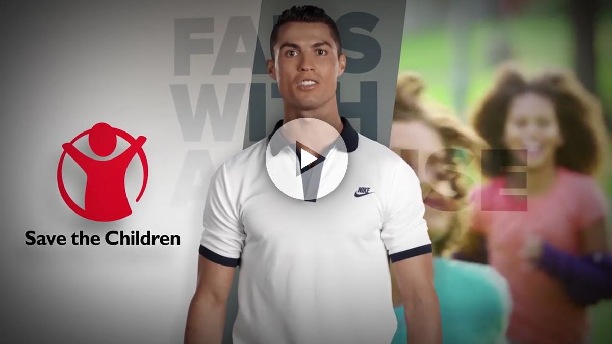 Cristiano Ronaldo, en una imagen de la campaña.