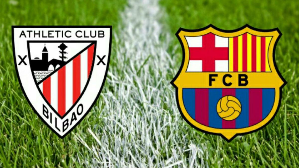 Athletic Vs Barcelona: horario y canal de televisión.
