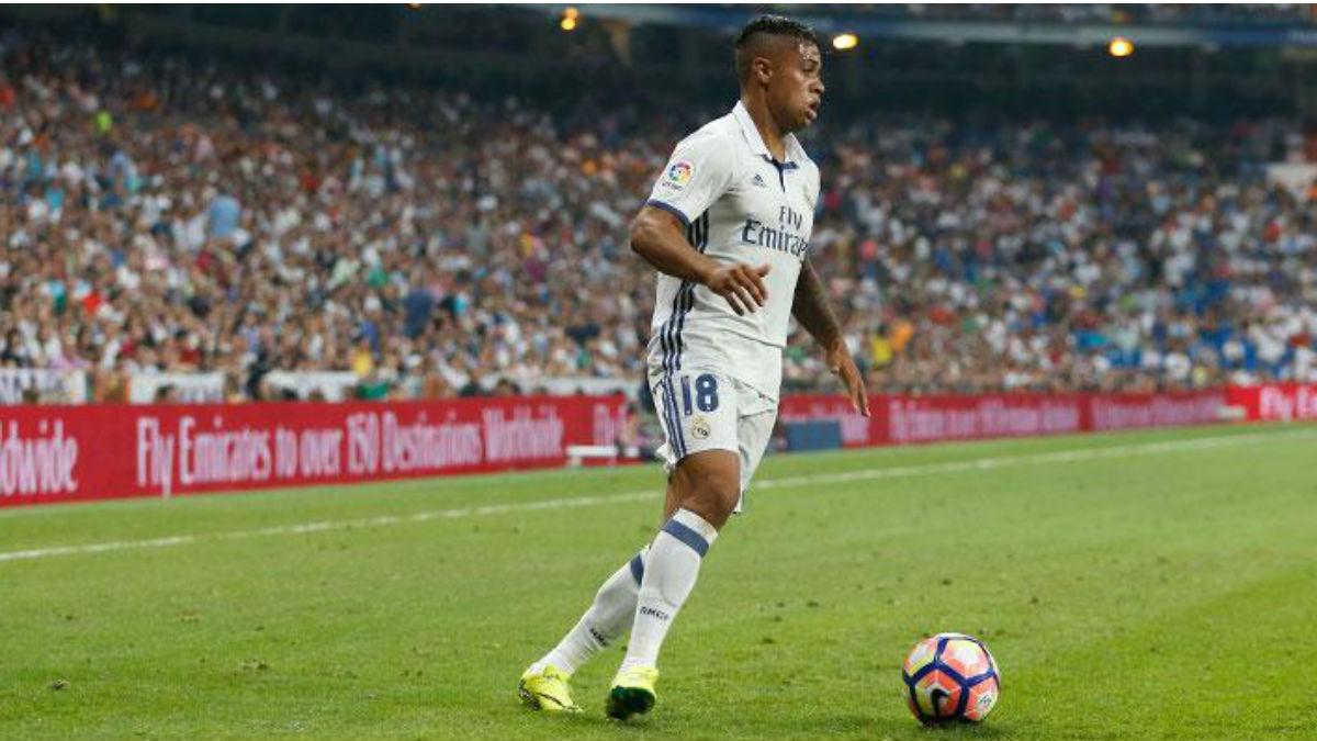 Mariano debuta en partido oficial con el Real Madrid. (Realmadrid.com)