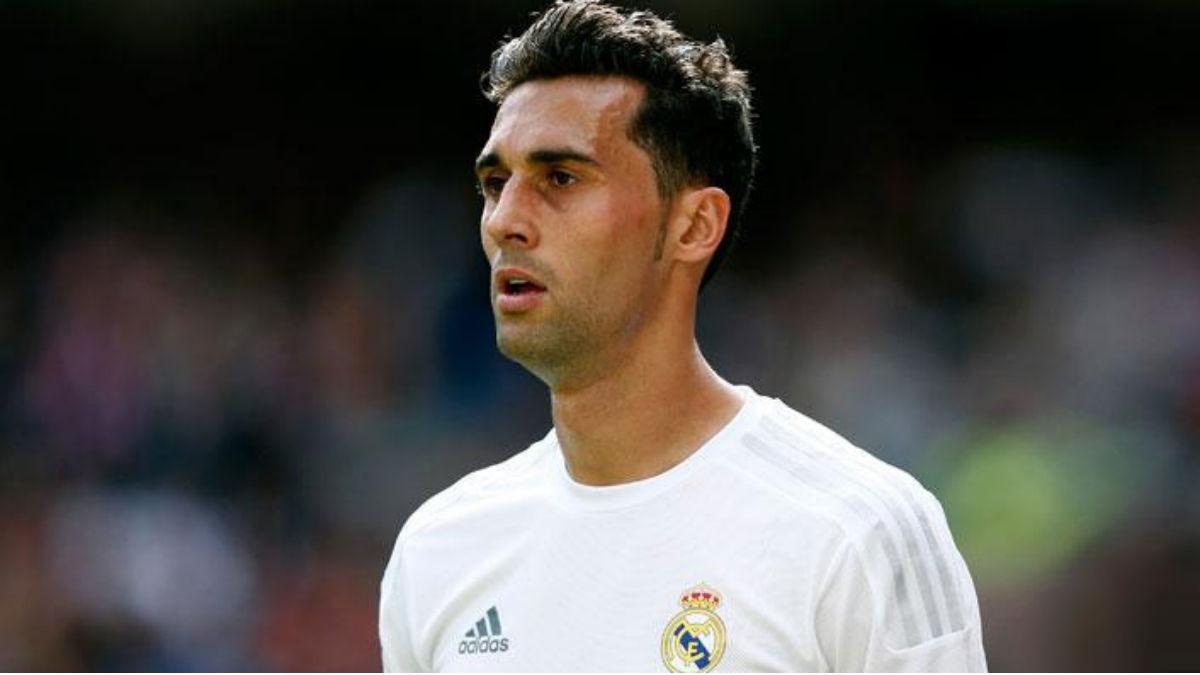 Arbeloa, en un partido con el Real Madrid. (Imagen: realmadrid.com)
