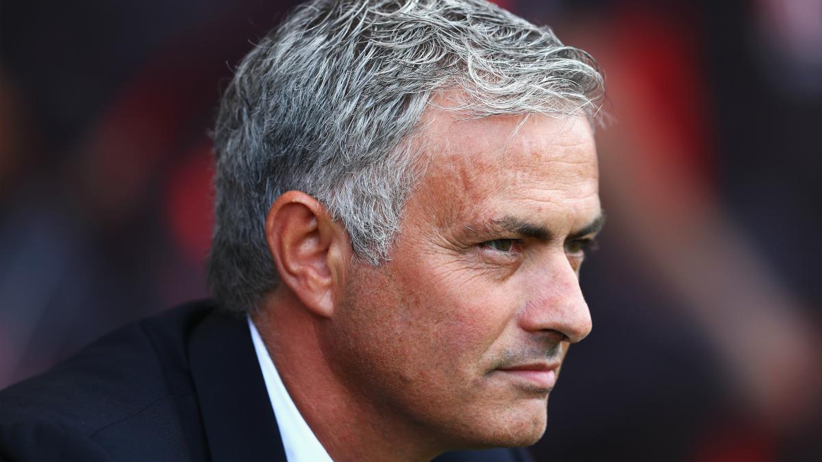 José Mourinho, mejor entrenador del mes en la Premier League. (Getty)