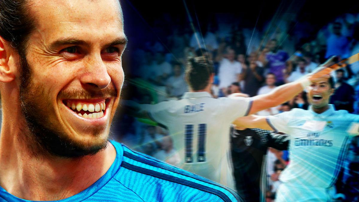 Bale, el socio perfecto de Cristiano