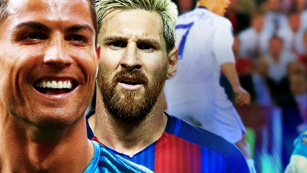 Cristiano Ronaldo también supera a Messi en goles en Liga