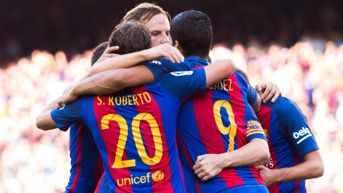 Alineación oficial del Barcelona: Iniesta se queda fuera del once