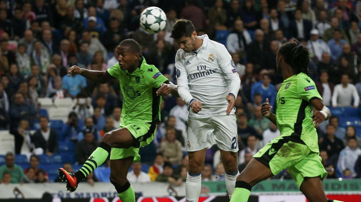 Horario y cómo ver en vivo por TV el Sporting vs Real Madrid (Reuters)