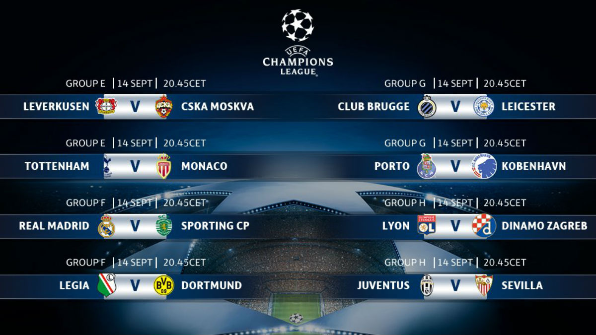Champions Hoy