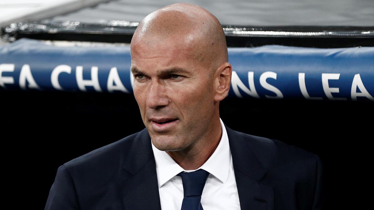 Zidane, orgulloso: «Esto es el Real Madrid»