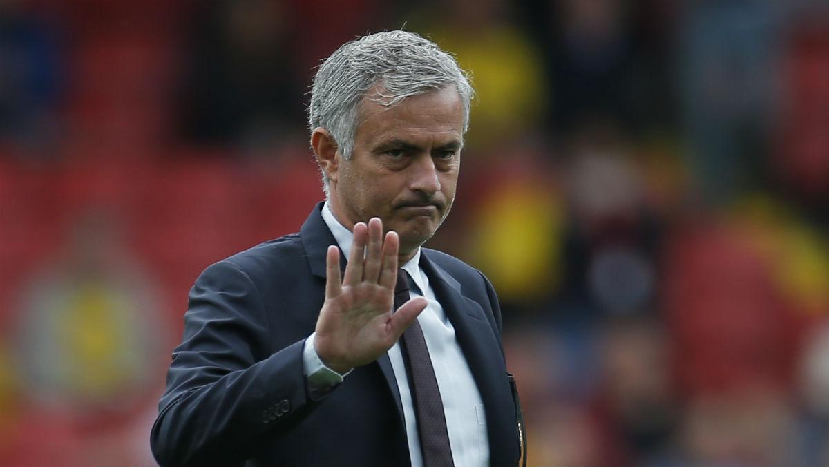 Mourinho. (Reuters)