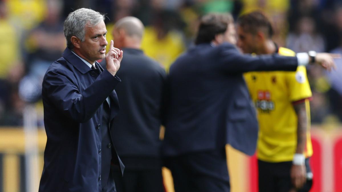 mourinho-watford-united