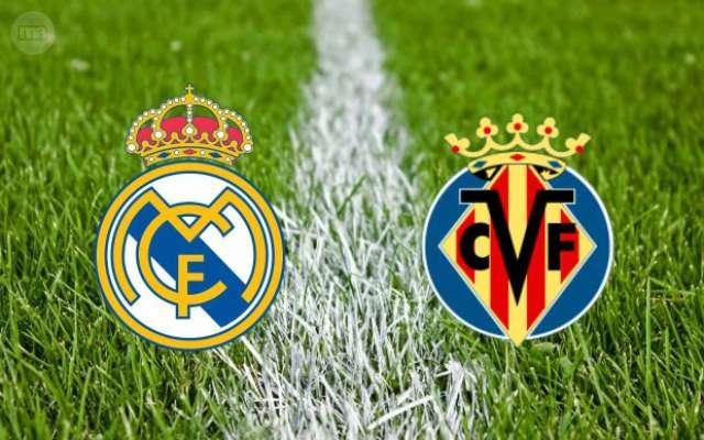 Real Madrid Vs Villarreal: horario y cómo verlo en vivo