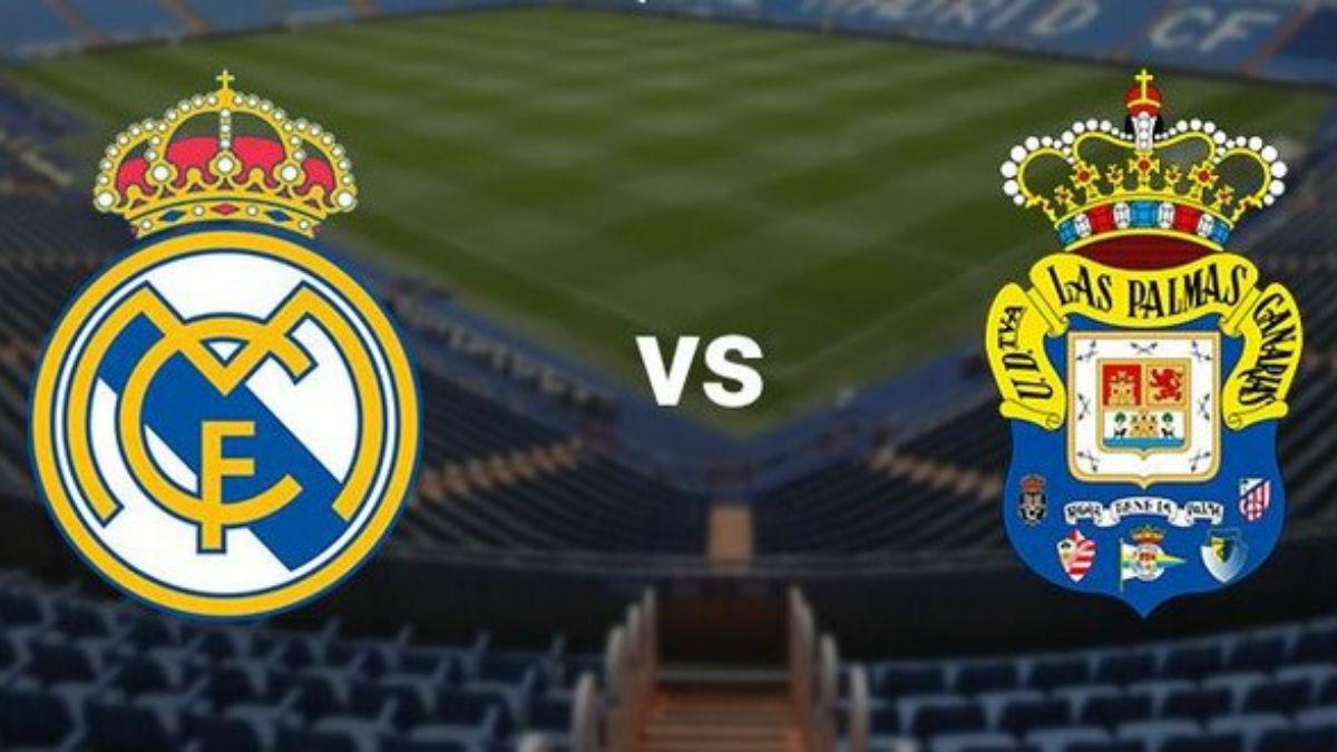 Ver en vivo por TV el Las Palmas Vs Real Madrid.