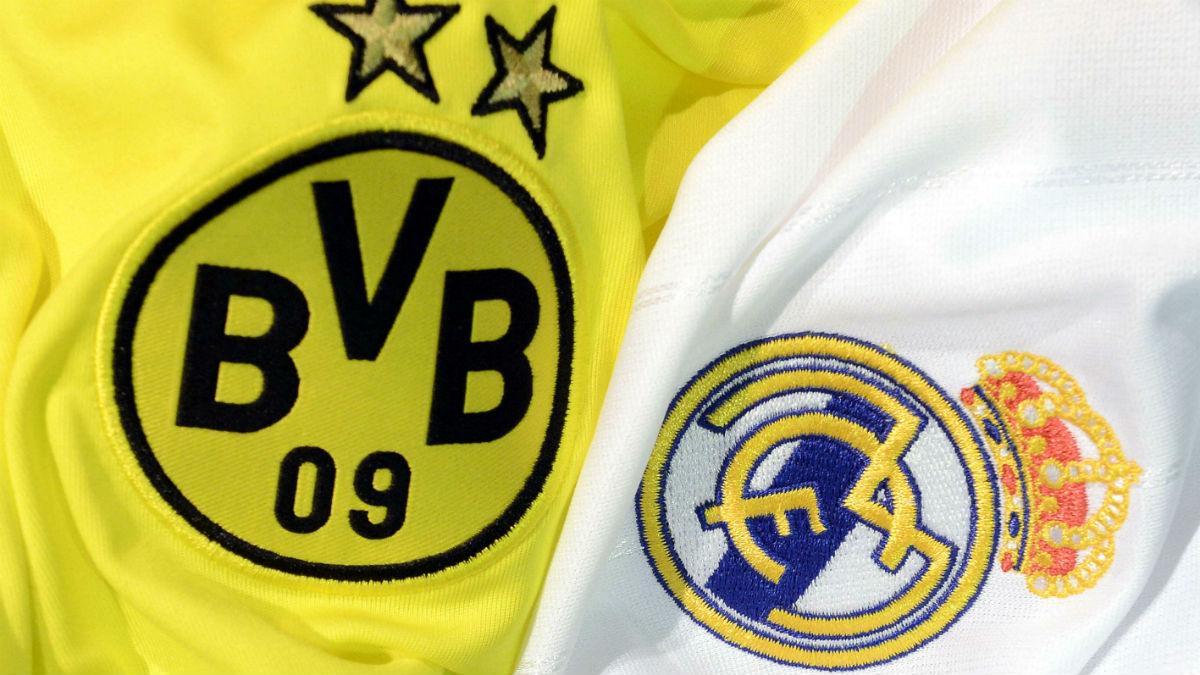 ¿A qué hora se juega el Borussia Dortmund Vs Real Madrid?