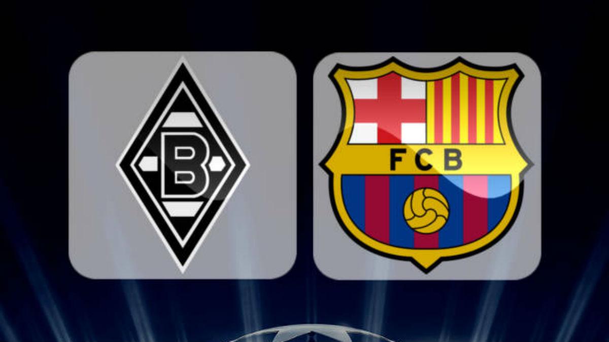 Borussia Monchengladbach Vs Barcelona: horario y cómo ver en vivo en TV