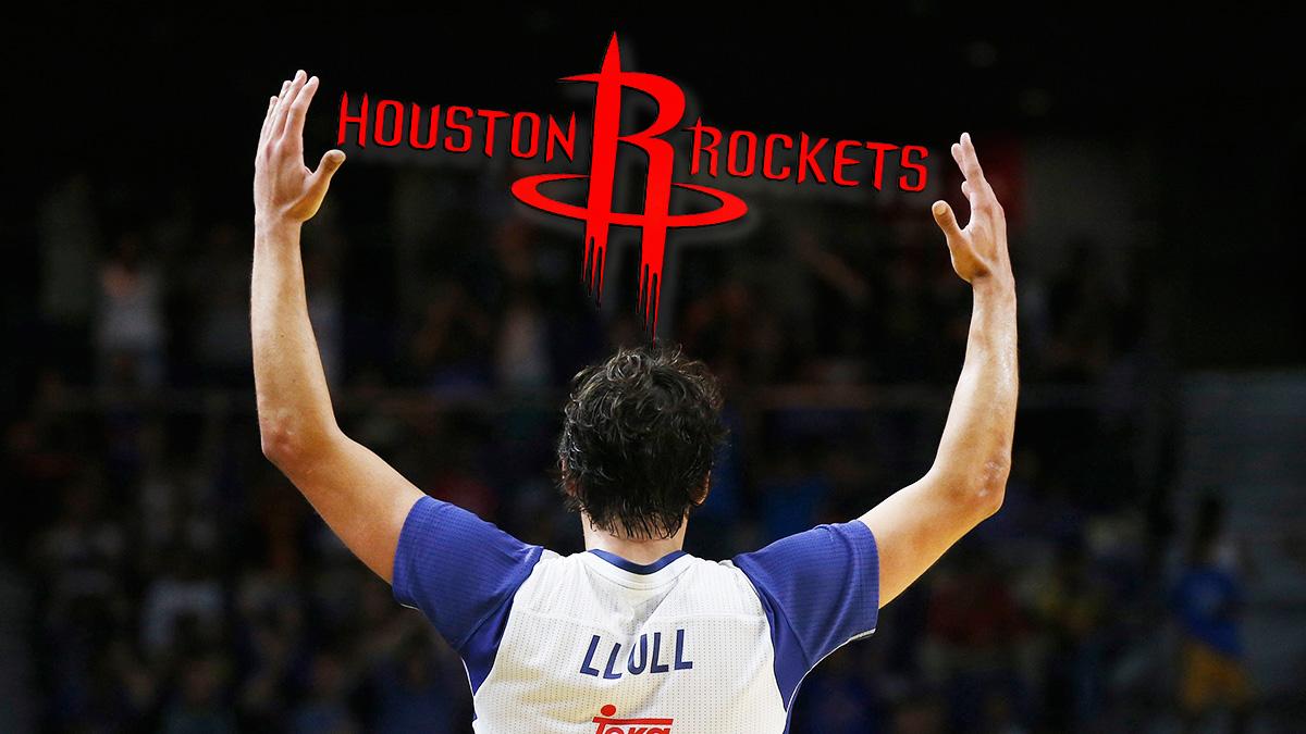 Sergio Llull prefiere quedarse en el Madrid a irse a los Rockets.