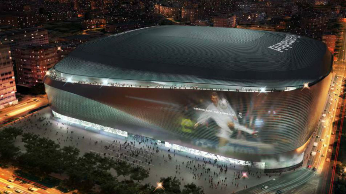 Así será el nuevo Bernabéu. (realmadrid.com)