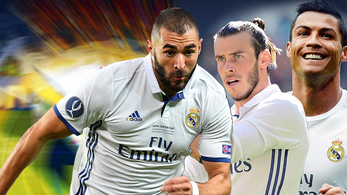 Alineación oficial del Real Madrid: Zidane sale con todo en Múnich
