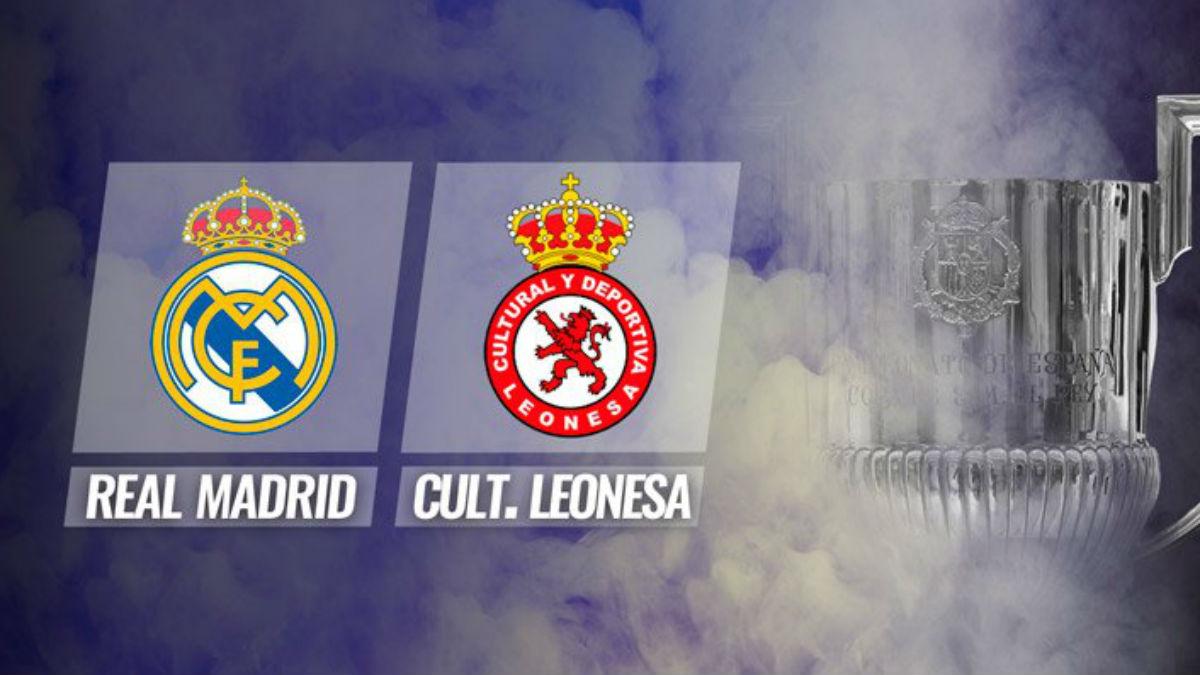Real Madrid Vs Cultural Leonesa: horario y cómo ver por televisión