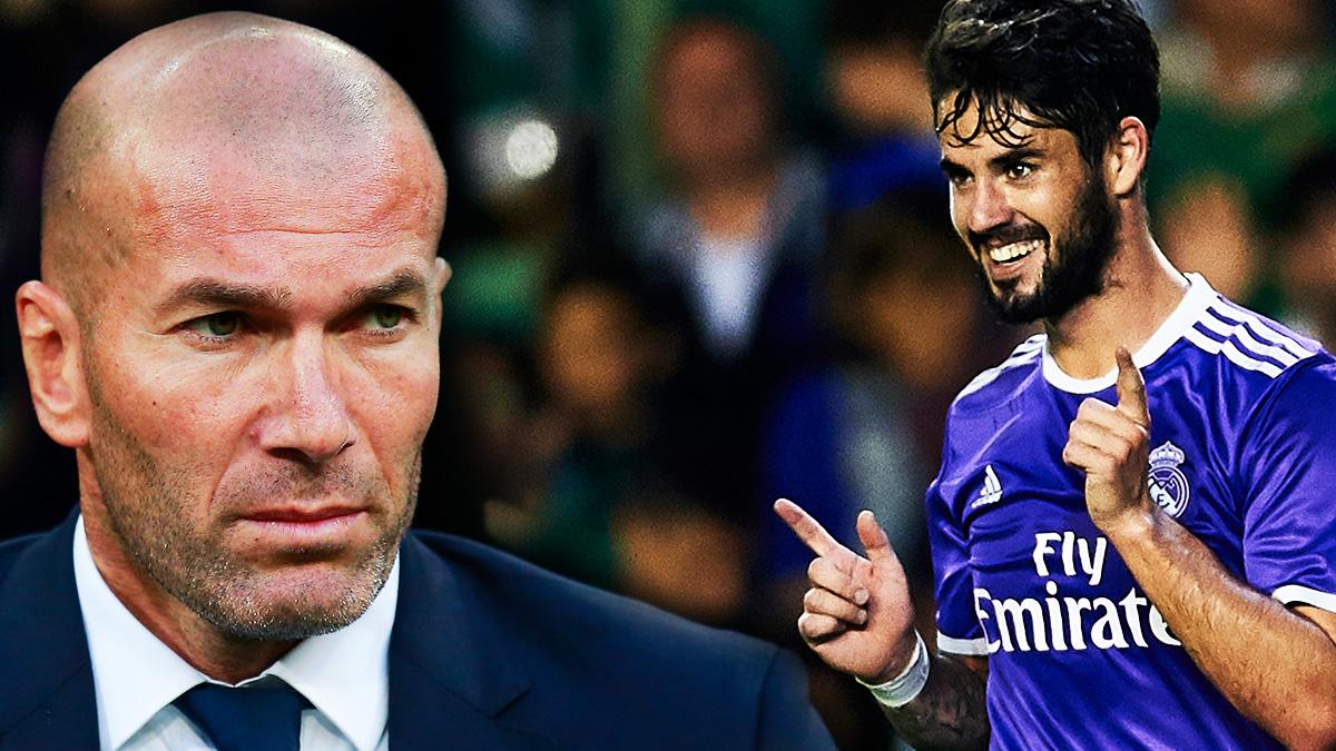 El plan secreto de Zidane: cambiará el sistema ante el Bayern