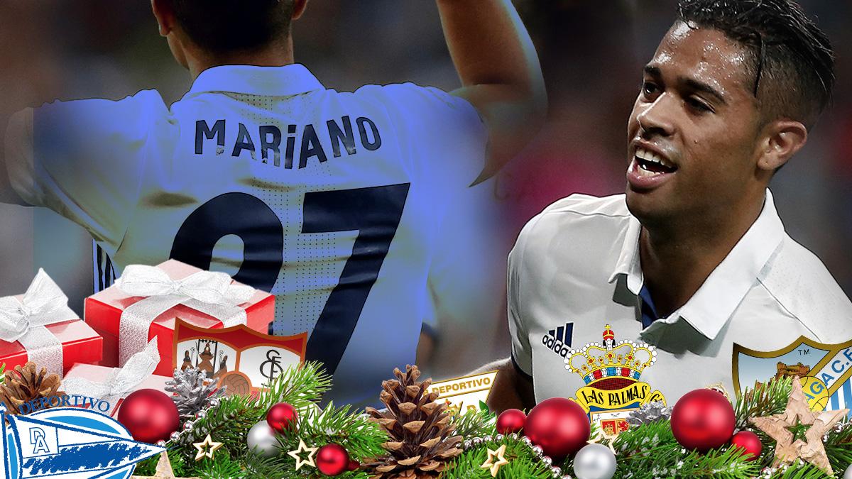 Cinco equipos de Primera quieren a Mariano por Navidad