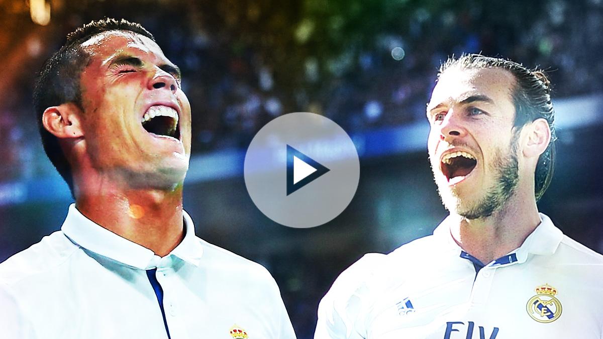 «Cristiano y Bale han venido como motos»