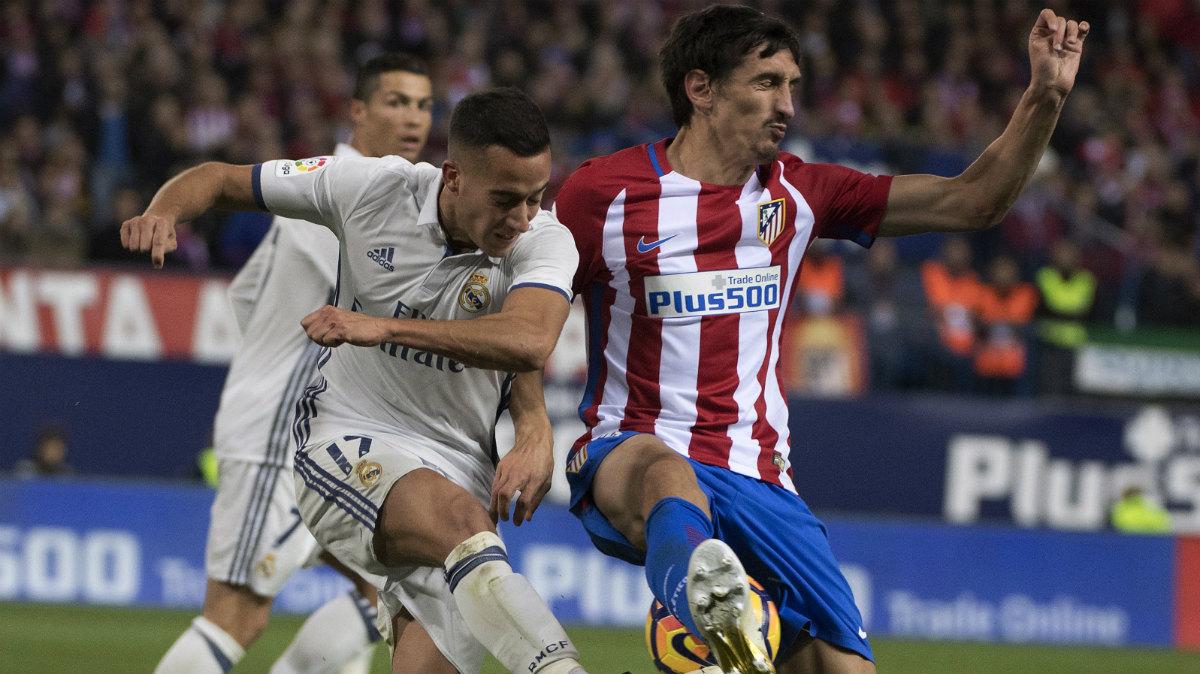 Savic condenó al Atlético con sus errores. (AFP)