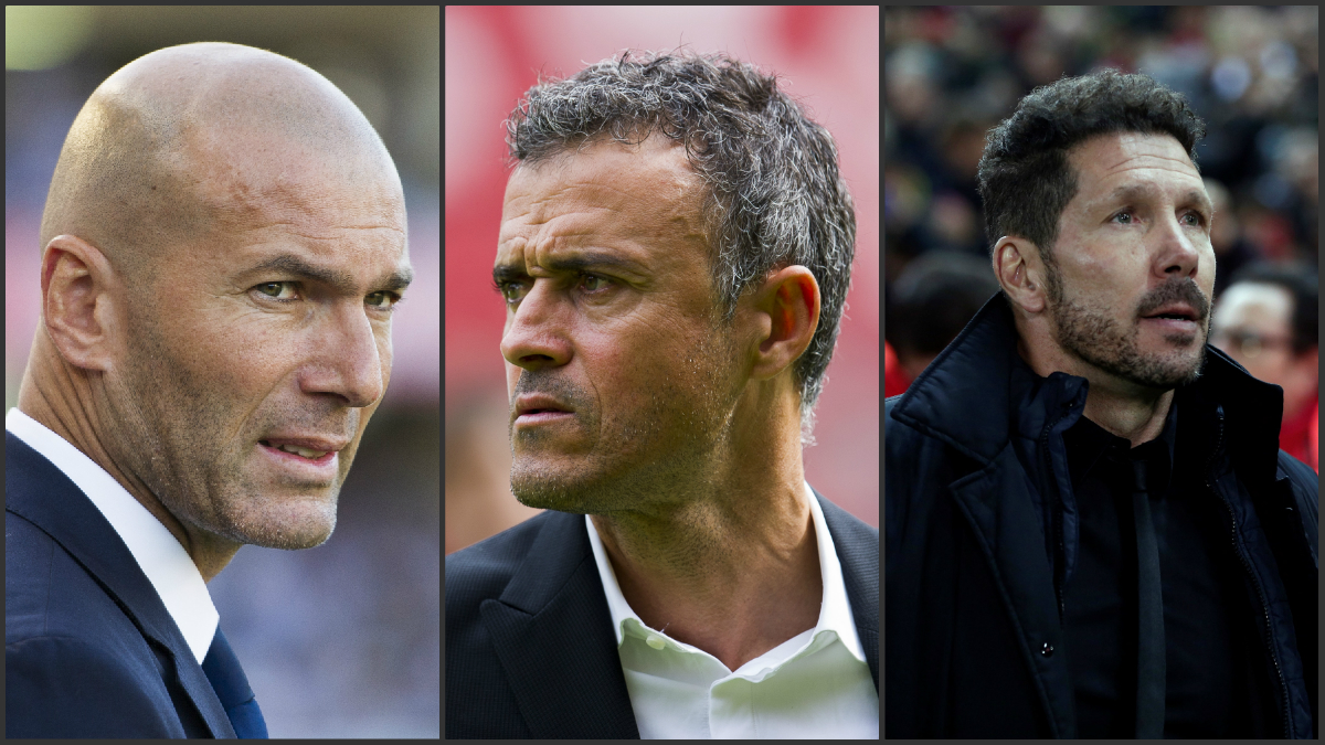 El Real Madrid quiere sentenciar la Liga.