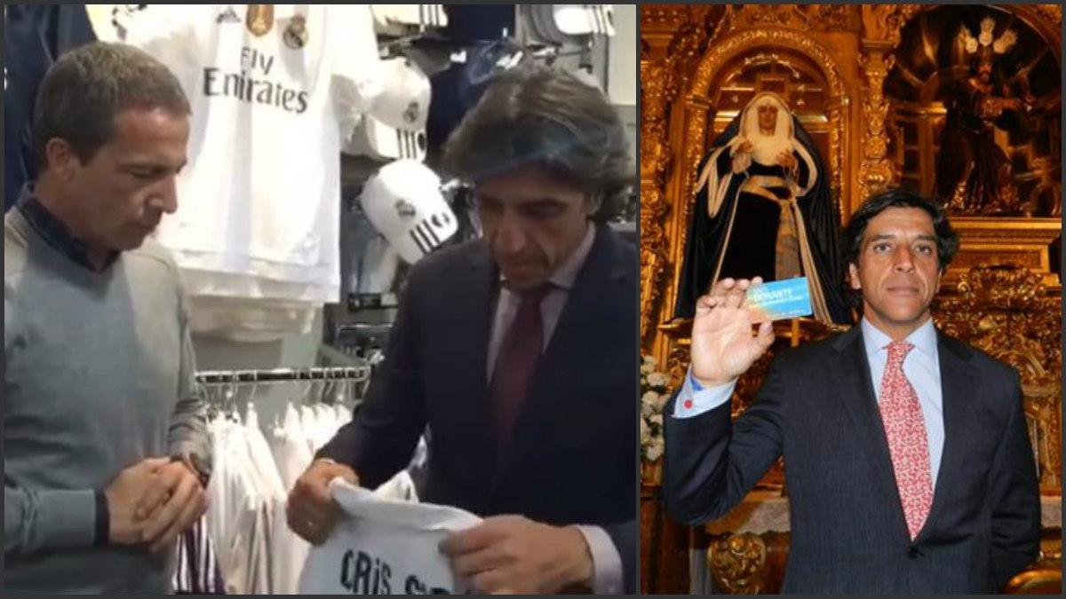Cristobal Soria ha vuelto a quedar retratado por sus mentiras.