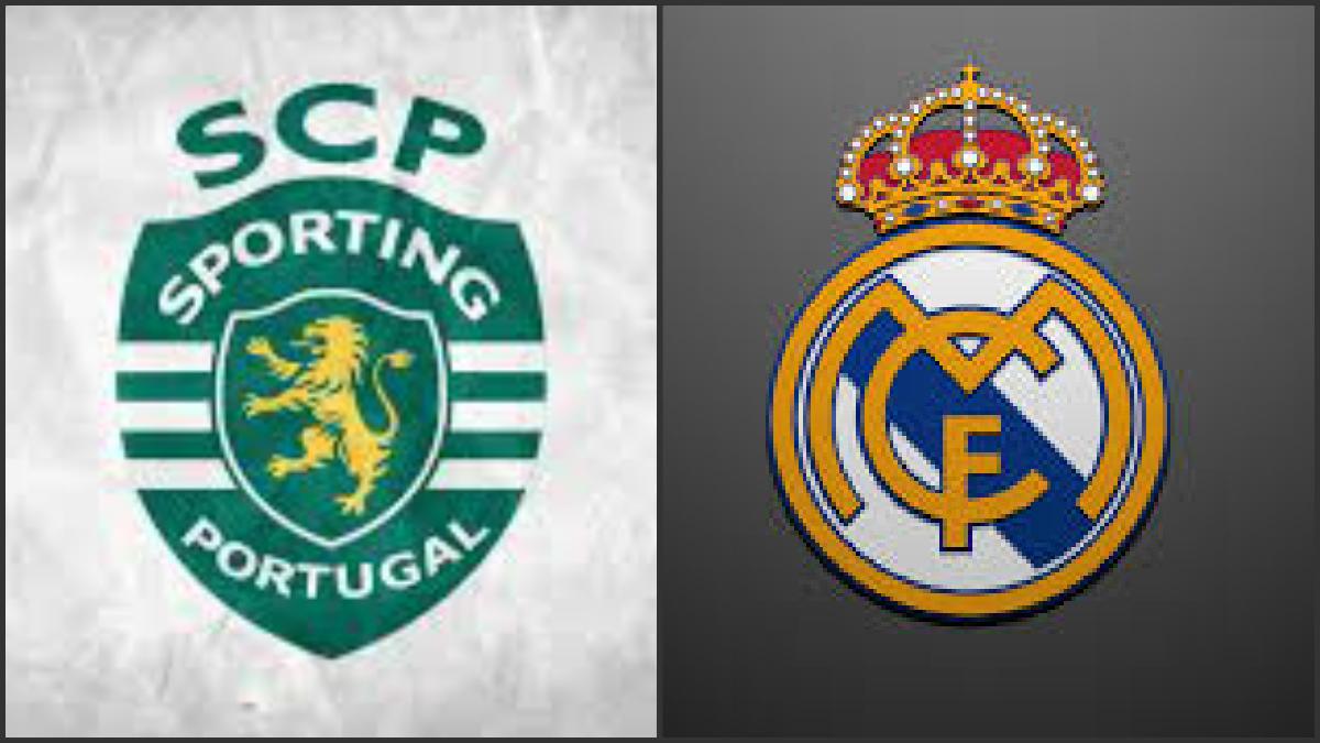 Sporting de Portugal vs Real Madrid: horario y canal de televisión.