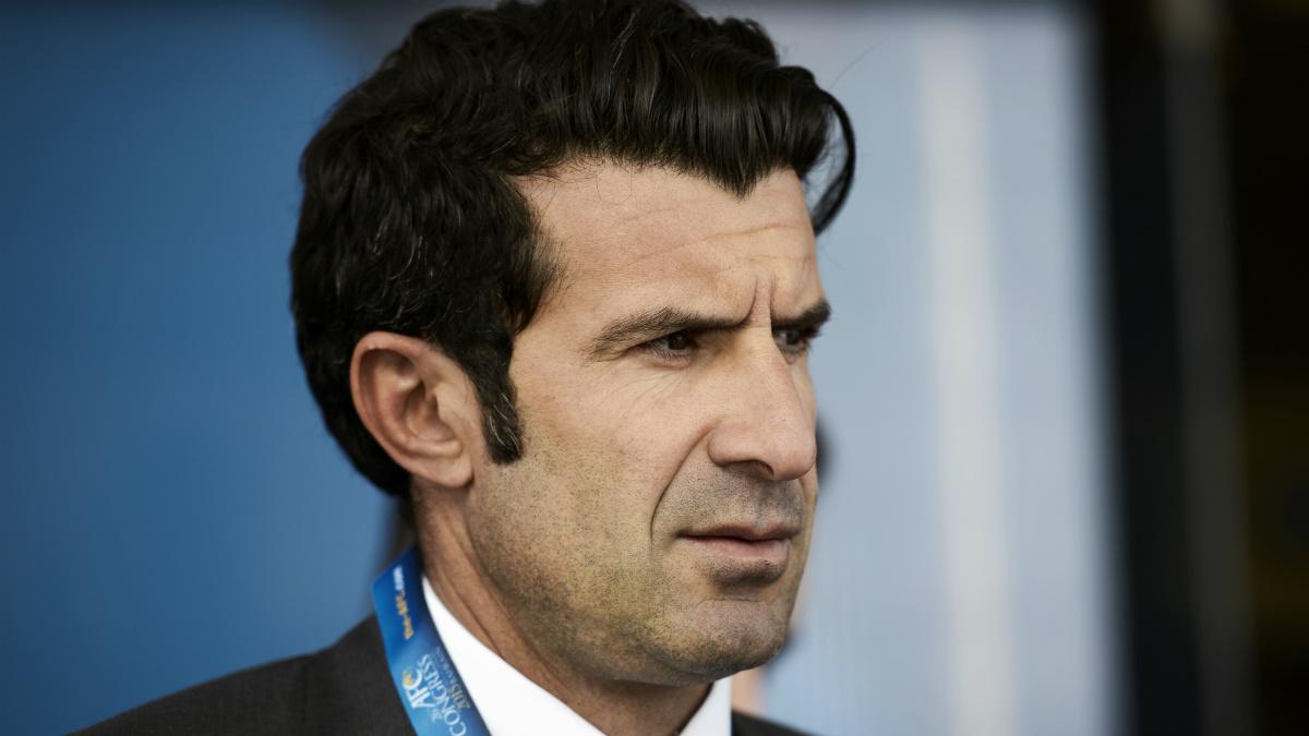 Luis Figo ha denunciado un robo en su vivienda. (AFP)