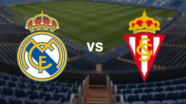 Real Madrid Vs Sporting de Gijón: horario y ver en vivo por TV.