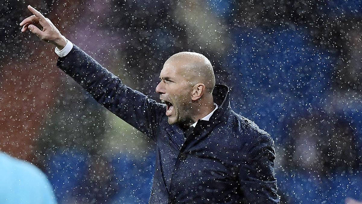 Zidane iguala el récord de Ancelotti: 31 partidos sin perder
