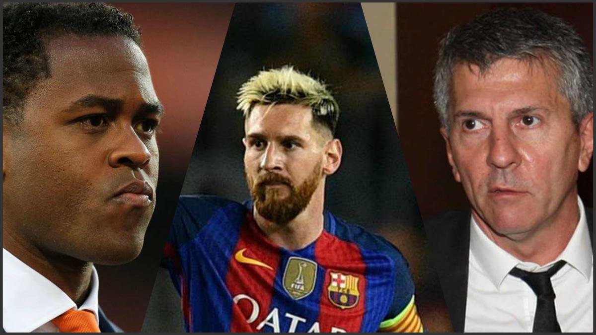 El futuro de Messi sigue en el aire.