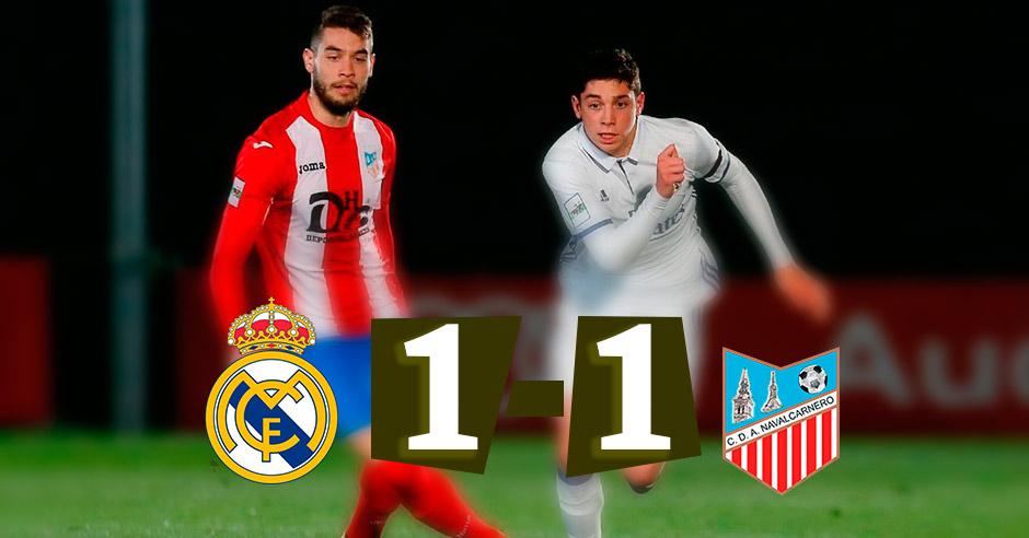 Atropello arbitral en el Di Stéfano (1-1)