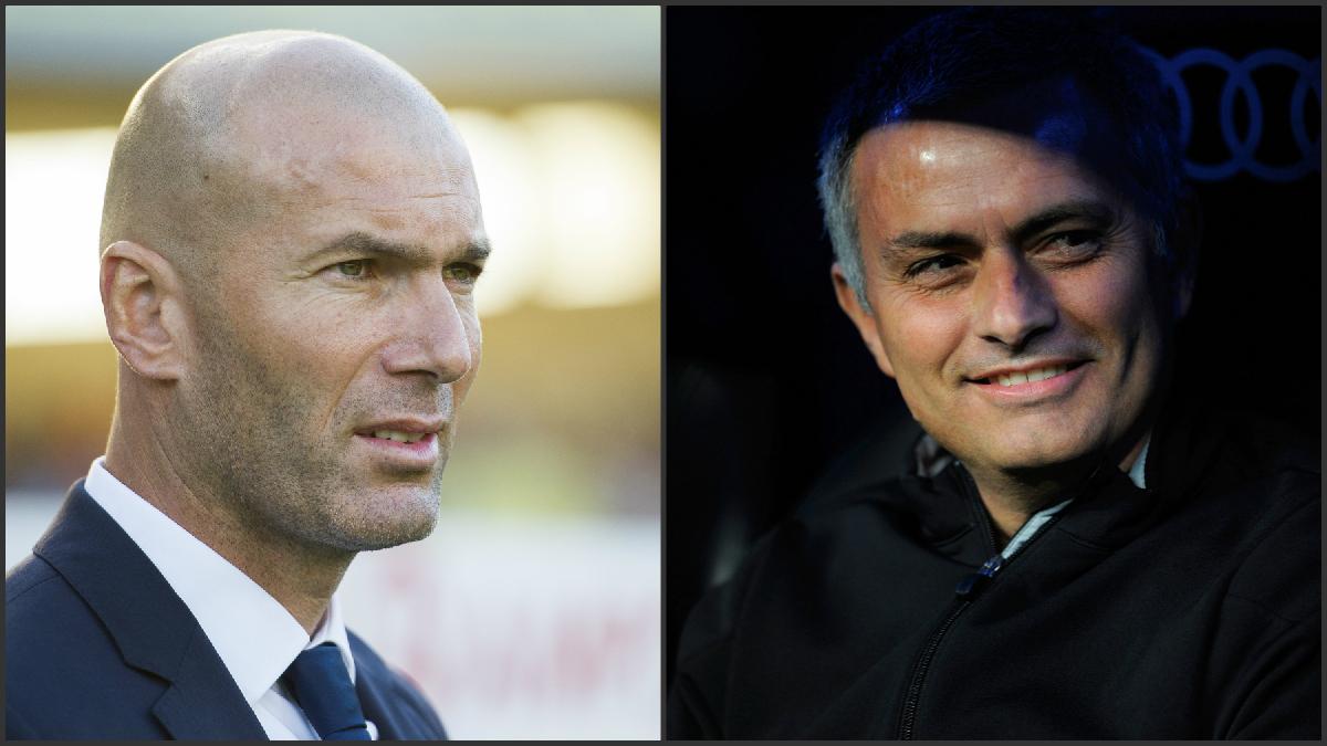 Zidane quiere repetir la Liga de Mourinho.