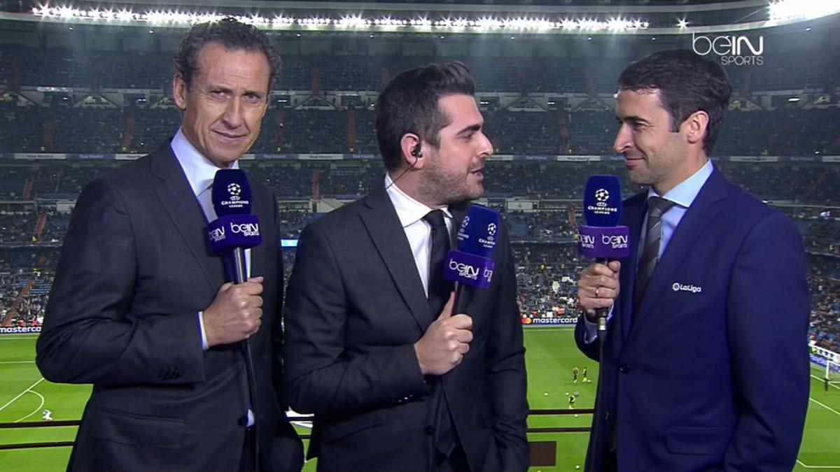 Jorge Valdano fue nuevamente protagonista por sus comentarios en BeIn Sports.