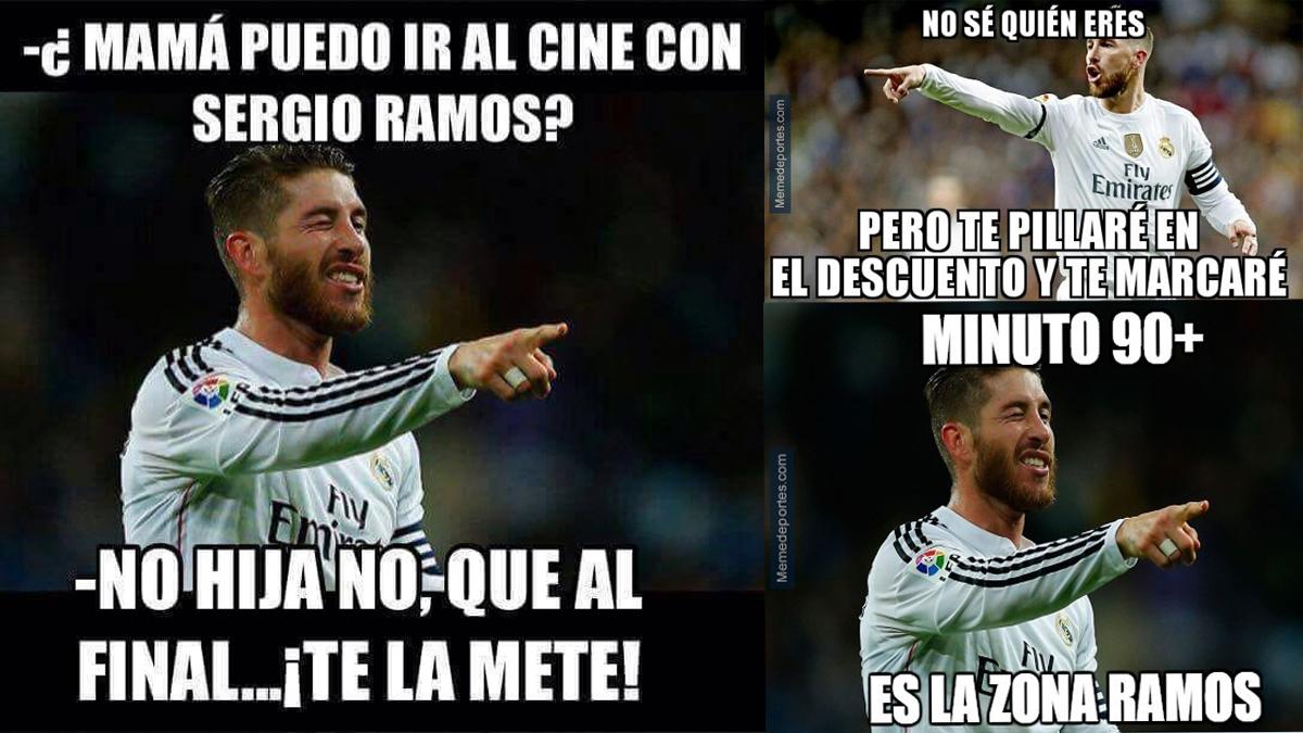 Algunos de los mejores memes del partido entre el Real Madrid y el Deportivo.