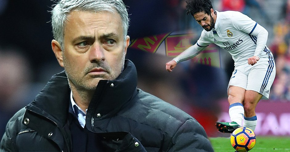 Mourinho quiere a Isco en el Manchester United.