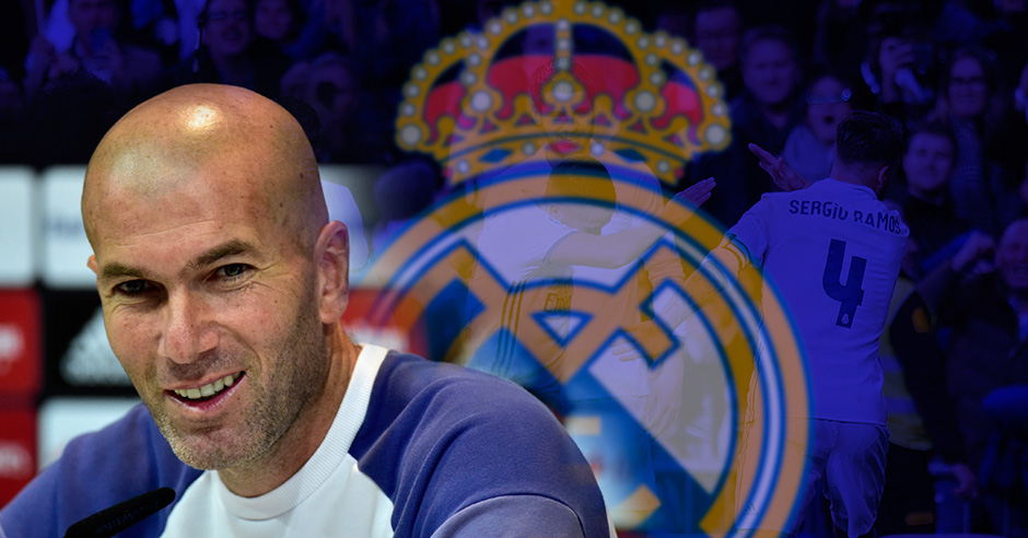 Zidane no va a permitir la salida de ningún jugador del Real Madrid.