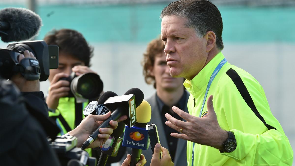 El presidente del América habla del partido contra el Real Madrid. (AFP)