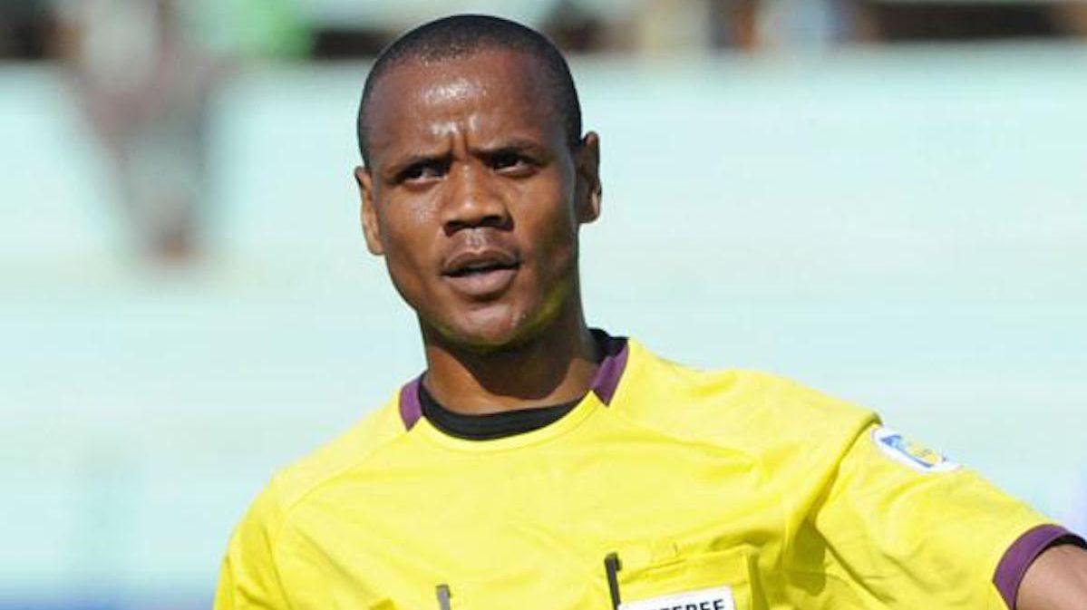 El árbitro Janny Sikazwe será el encargado de pitar la final del Mundial.