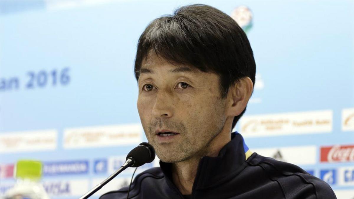 El entrenador del Kashima no superó que el árbitro no expulsase a Sergio Ramos.