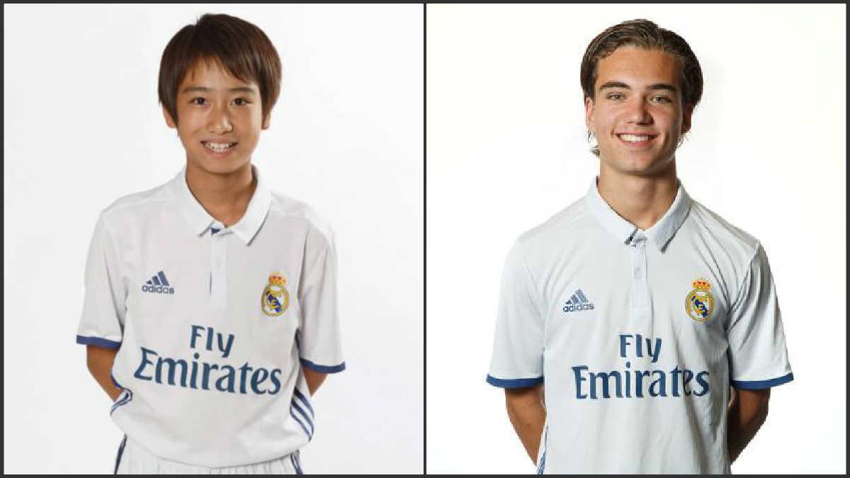 El japonés Pipi y el holandés Peeters.