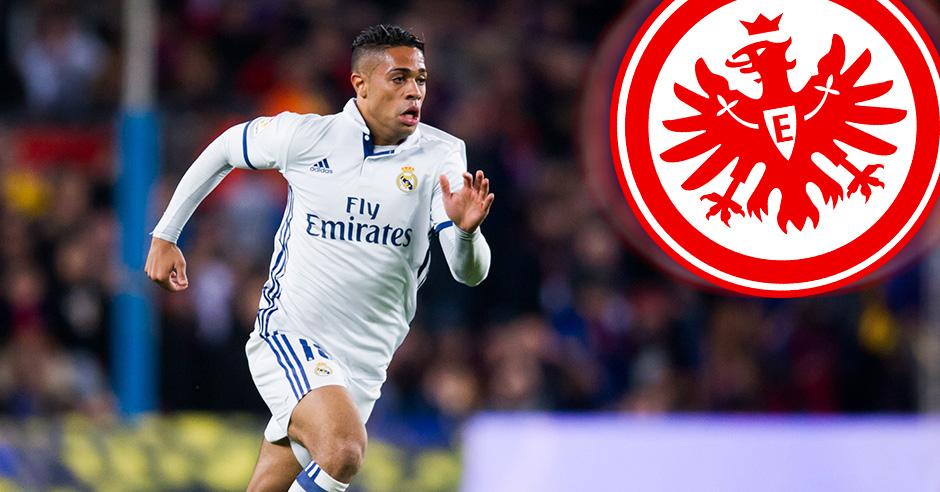 El Eintracht quiere llevarse a Mariano.