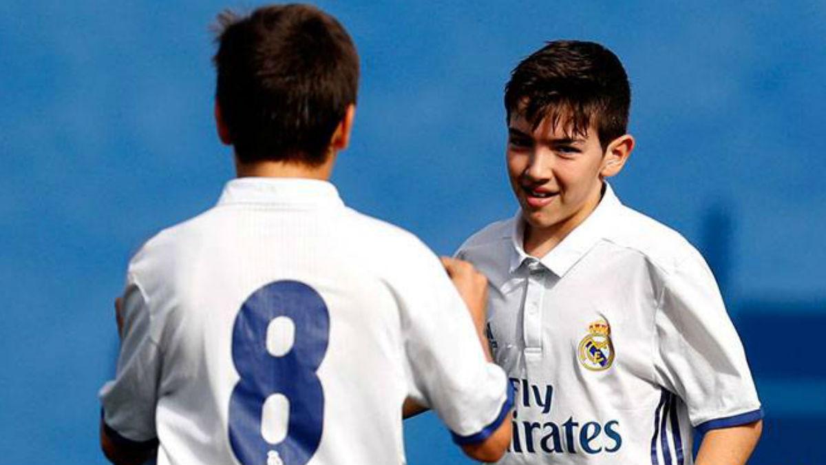 El Real Madrid comienza con buen pie el Torneo Internacional de fútbol 7. (Realmadrid.com)