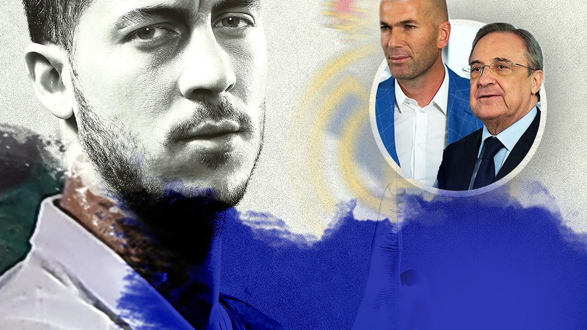 Eden Hazard, el galáctico que quiere el Real Madrid en 2017.