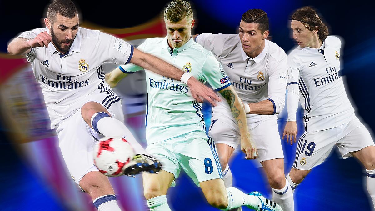 Zidane saldrá con todo contra el Sevilla en Copa.