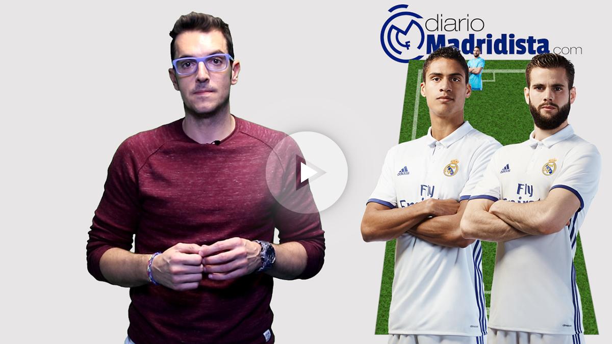 La gran duda de Zidane en la alineación del Real Madrid vs Sevilla es poner a Isco o James.