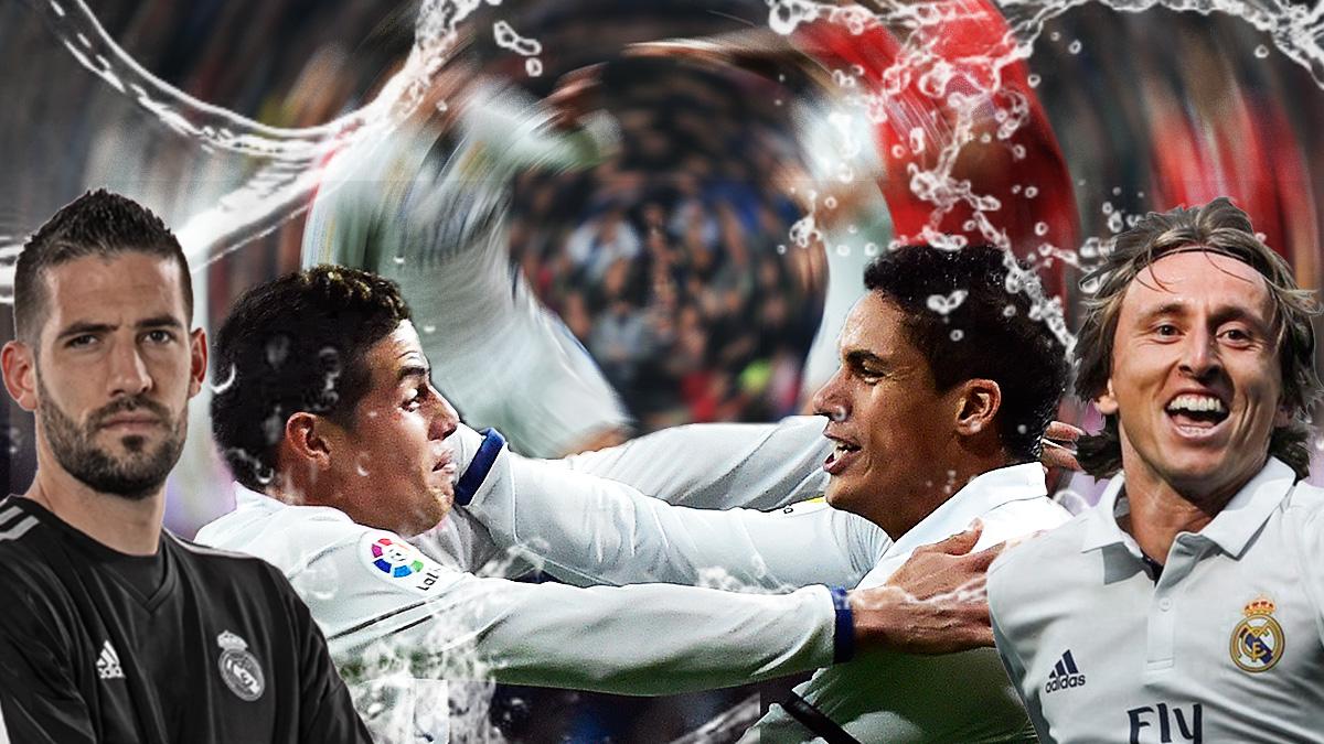 Las notas de los jugadores del Real Madrid: Casilla decisivo, Modric genial y James demoledor