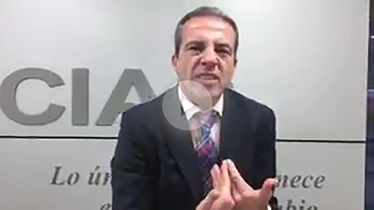 Cristobal Soria carga contra Mateu Lahoz.